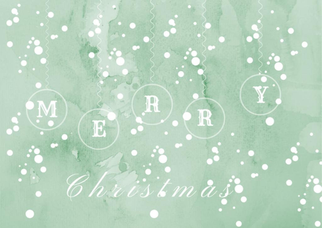 Weihnachten ohne Chaos - eine beschauliche Weihnachtszeit