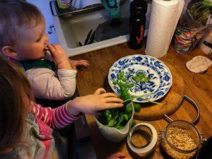 nudel rezept, nudeln, rezepte, gesünder essen für kinder, schnelles essen für kinder, gesundes essen für kinder, Nudeln mit selbst gemachtem Basilikumpesto